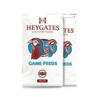 Heygates Quail & Partridge Breeder/Layers Pellets (20Kg) 7