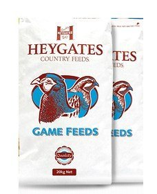 Heygates Quail & Partridge Breeder/Layers Pellets (20Kg) 1