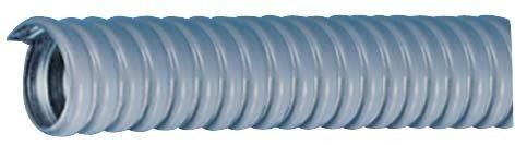 Fränkische Metallschutzschlauch flex. FFMSS-K 37 (VE10m) 37x42,5mm, M40, IP68 Metall-Schutzschlauch 4013960204681