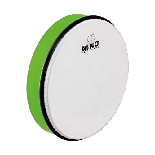 Nino Percussion NINO5GG ABS Handtrommel 25,4 cm (10 Zoll) grasgrün