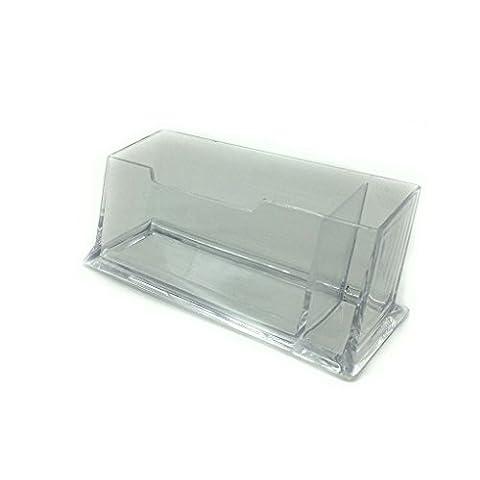 Eagsouni® Présentoir à Cartes Acrylique Transparent