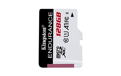 Kingston high endurance sdce/128 gb scheda microsd da 128 gb