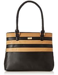 Satya Paul Women's Handbag (Camel)