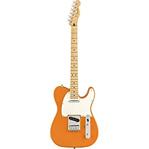 Fender Player Series Telecaster – Maple Fingerboard – Capri Orange