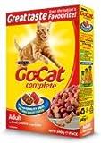 go-cat komplett Erwachsene Rindfleisch Huhn & Leber 340g