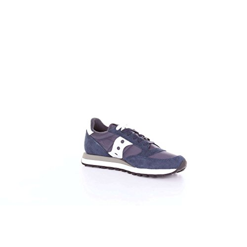 Saucony - Jazz Original - Chaussures de Cross - Femme Navy/White