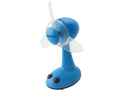 Beper 70260 Ventilatore da Tavolo, Colori Assortiti