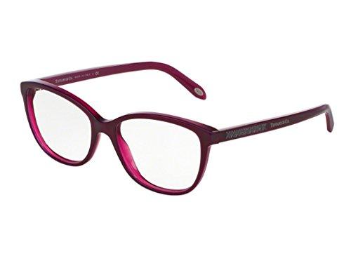Tiffany & Co. Brillen Für Frau 2121 8173, Pearl Plum Kunststoffgestell, 52mm