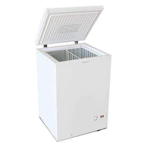 Congelador Arcón MILECTRIC Horizontal Blanco A+ 100