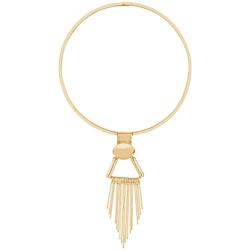 Peora Party Wear Gold Alloy Necklace For Women And Girls