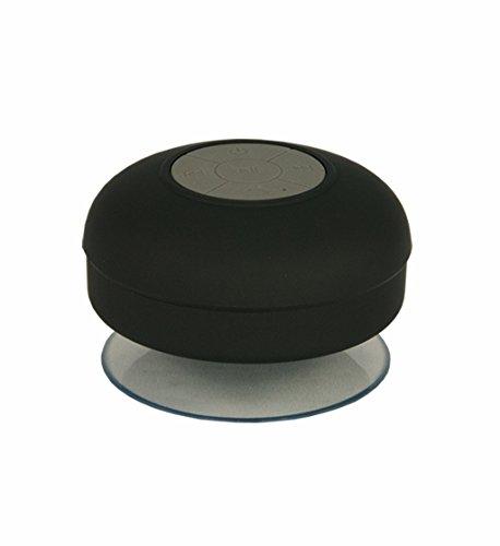 Altavoz-para-ducha-BTS06-NEGRO-Bluetooth-Manos-libres-Resistente-al-agua