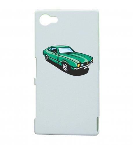 Smartphone Case Hot Rod Sport carrello auto d epoca Young Timer shellby Cobra GT muscel Car America Motiv 9756per Apple Iphone 4/4S, 5/5S, 5C, 6/6S, 7& Samsung Galaxy S4, S5, S6, S