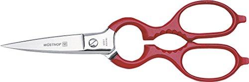 re (5551), 21 cm, rot/Silber, unentbehrlicher Helfer in jedem Haushalt, liegt gut in der Hand ()