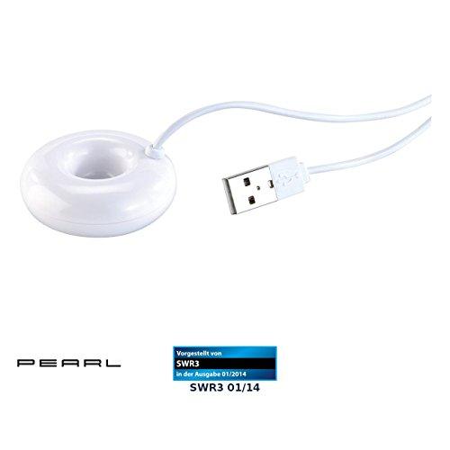 PEARL Nebler: USB-Mini-Luftbefeuchter & Aroma Diffuser mit Ultraschall-Vernebler (Mini Nebler)