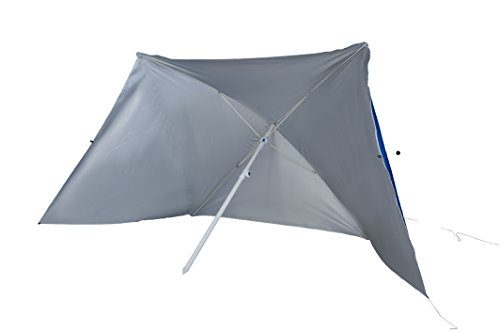 Pure2Improve UV Sport Shelter 240 Parasol, Unisex Adulto