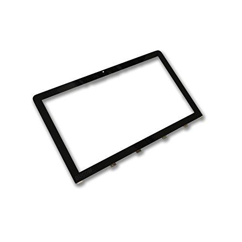 """Für Apple iMac 21.5"""" A1311 Glas Scheibe Front Screen Panel Bezel 2011 schwarz"""