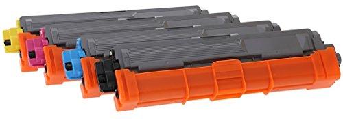 TONER EXPERTE 4 Toner compatibili per Brother TN-241 TN-245 DCP-9015CDW DCP-9020CDW MFC-9130CW MFC-9140CDN MFC-9330CDW MFC-9340CDW HL-3140CW HL-3142CW HL-3150CDW HL-3152CDW HL-3170CDW HL-3172CDW