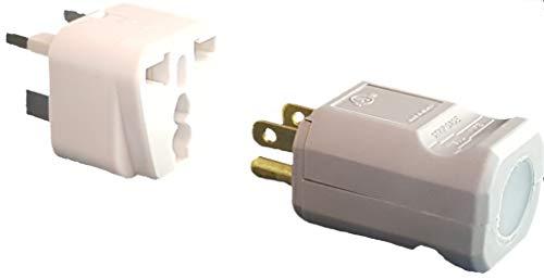 Aulterra Whole House Neutralizer with UK Plug Adaptor (Type G) - EMF  Radiation Protection
