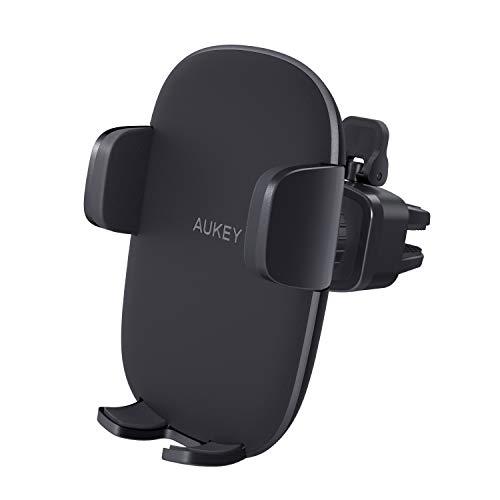 Auto 360 Drehbar Luftauslass KFZ Handy Halterung Kompatibel mit iPhone XS/XS Max, Google Pixel 3 XL, Samsung Galaxy S9+ und weiteren Smartphones ()