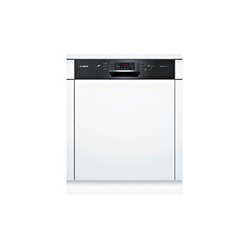 Bosch SMI46IB03E Semi intégré 13places A++ lave-vaisselle - Lave-vaisselles (Semi intégré, Blanc, Taille maximum (60 cm), Noir, boutons, LED)