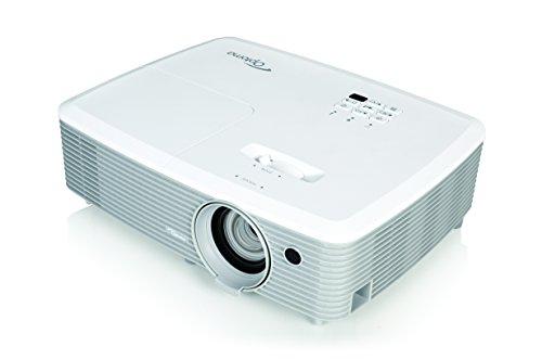Optoma EH400 DLP-Projektor (1080p Beamer, 1920 x 1080 Pixel, 4000 ANSI Lumen,...