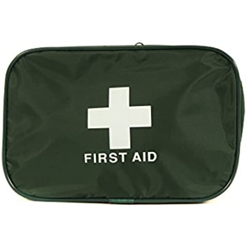 QF2500 Qualicare BSI First Aid Kit Travel Kit in Bag