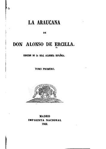 La Araucana por Alonso de Ercilla