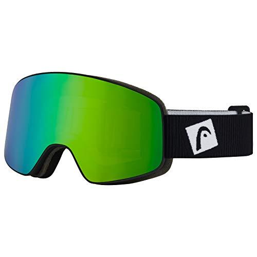 HEAD Horizon FMR Skibrille, Blue/Green, One Size