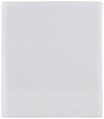 Essix - Housse de couette Royal Line Percale de Coton Blanc 220 x 240 cm