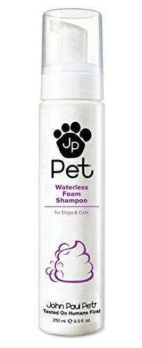 John Paul Pet JPS5521 Waterless Foam Shampoo Krallenpflege