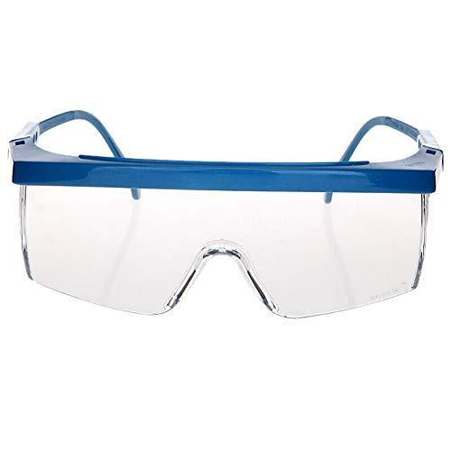 Tsosginaog Bequeme Schutzbrillen Anti-Schlag Brille Arbeitsschutzbrille Goggle Arbeitsschutz windundurchlässige Gläser