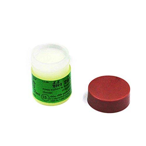 Providethebest Frauen Männer 7.5g Psoriasi Eczma Creme Hautprobleme Patch-Lotion natürliche Formel Feet Repair Cream