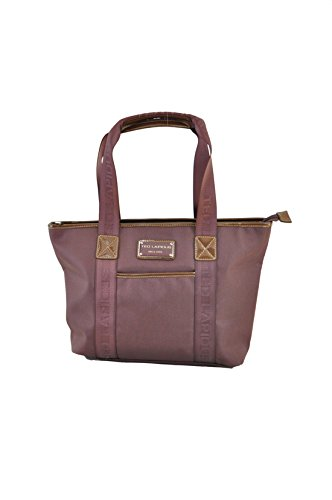Shopping Bag borsa Ted Lapidus tela, Spalla Collezione Tonic