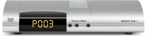 Technisat Digit K3 e DVB-C Receiver Silber