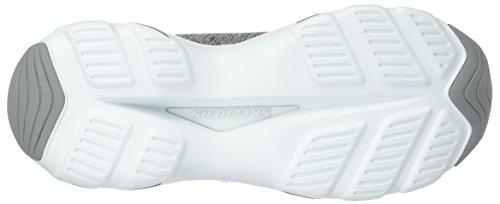 Skechers D'Lite Ultra-Meditative, Sneaker Donna Grigio (Grey)