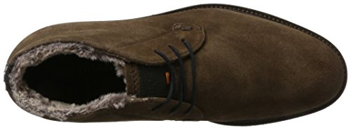 BOSS Orange Herren Tuned_desb_sdfur 10201446 01 Desert Boots Braun (Dark Brown)
