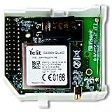 Wa45 - Visonic GSM-350 gsm/GPRS conectividad, conecta el PowerMaster la intrusión sistema de alarma a la central de alarma