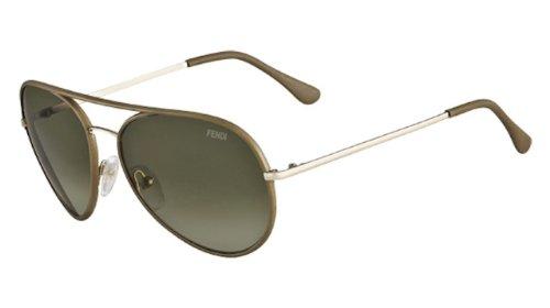FENDI Damen Sonnenbrille & GRATIS Fall FS 5218 717