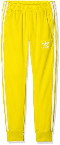 adidas Kinder SST Hose Yellow 146