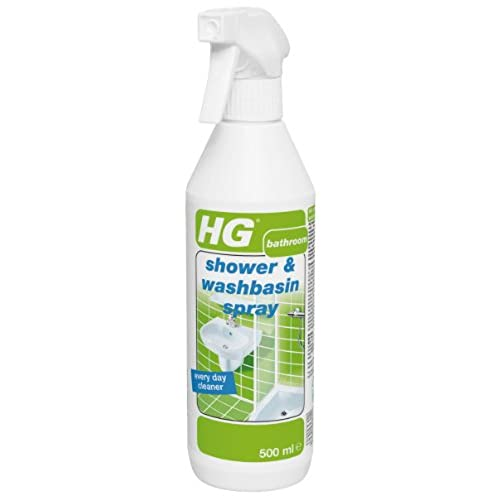 Beautiful HG Shower And Washbasin Spray