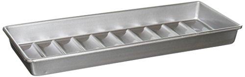 Coated Heavy Gauge (USA Pan Bakeware Aluminized Steel New England Hot Dog Pan)