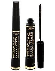 L'oreal Telescopic Extra Black Mascara - Extra Black by L'Oreal Paris