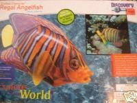 discovery-channel-crafted-creatures-regal-angelfish-plactic-model-kit-by-discovery-channel