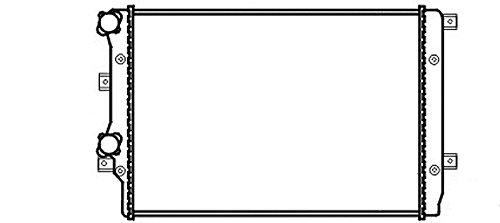 BEHR HELLA SERVICE 8MK 376 726-704  Kühler, Motorkühlung
