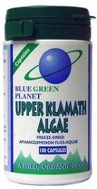 Blue Green Planet Upper Klamath Algen Kapseln - Mineral Care Schlamm