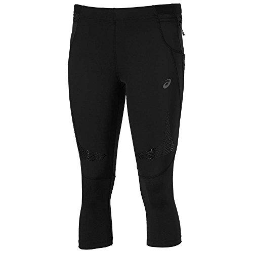 Asics Pantaloni Fujitrail Kneetight Black Xs