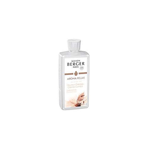 Lampe Berger Raumduft Nachfüllpack Aroma Relax Douceur Orientale / Orientalische Sanftheit 500 ml