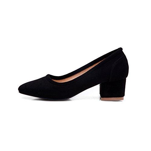 Balamasa - Sandales Compensées Pour Femmes Black