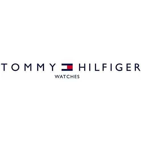 Tommy Hilfiger Damen-Armbanduhr Analog Quarz Edelstahl 1781526 -