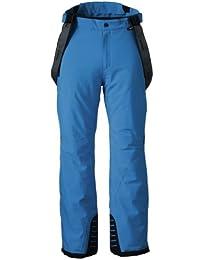 Maier sports Fraser mTEX El. - Pantalones de esquiar para hombre azul azul Talla:54